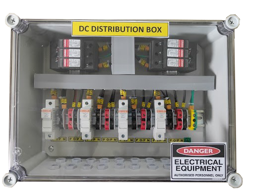 DC Distribution Box